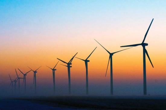 orange-wind-turbine