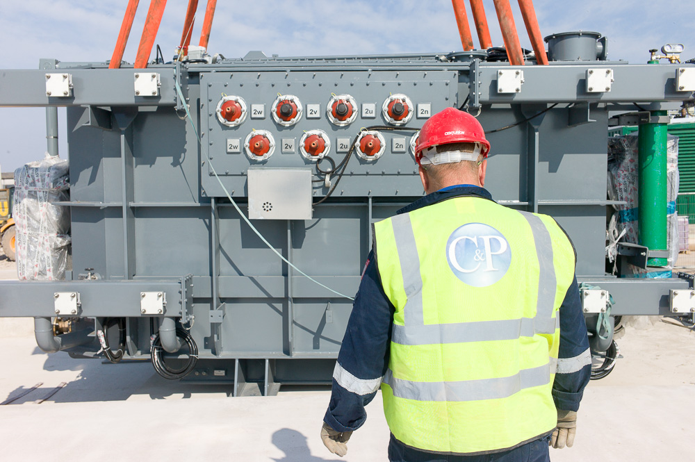High Voltage Electrical Services