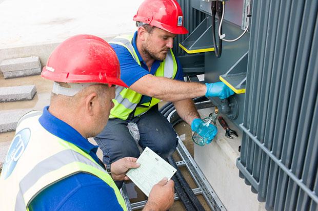 High Voltage Maintenance